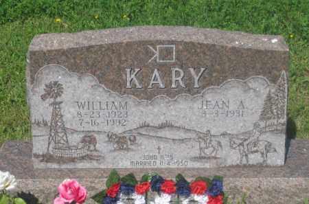 KARY, JEAN  A. - Mellette County, South Dakota | JEAN  A. KARY - South Dakota Gravestone Photos