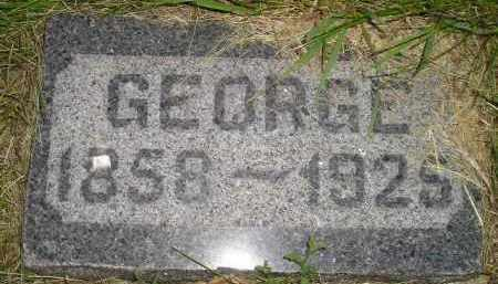 AMEN, GEORGE - Miner County, South Dakota | GEORGE AMEN - South Dakota Gravestone Photos