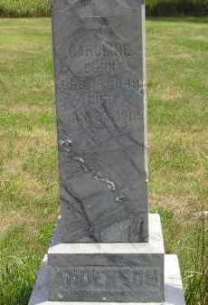 ANDERSON, CAROLINE - Miner County, South Dakota   CAROLINE ANDERSON - South Dakota Gravestone Photos