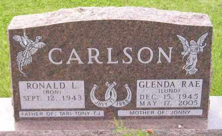 CARLSON, GLENDA RAE - Miner County, South Dakota   GLENDA RAE CARLSON - South Dakota Gravestone Photos