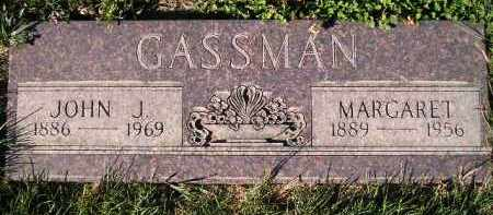 NEISES GASSMAN, MARGARET - Miner County, South Dakota | MARGARET NEISES GASSMAN - South Dakota Gravestone Photos