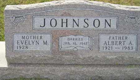 JOHNSON, EVELYN M. - Miner County, South Dakota | EVELYN M. JOHNSON - South Dakota Gravestone Photos