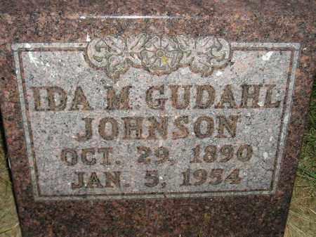 JOHNSON, IDA M. - Miner County, South Dakota | IDA M. JOHNSON - South Dakota Gravestone Photos