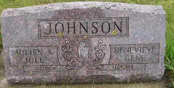 "JOHNSON, GENEVIEVE ""GENE"" - Miner County, South Dakota 