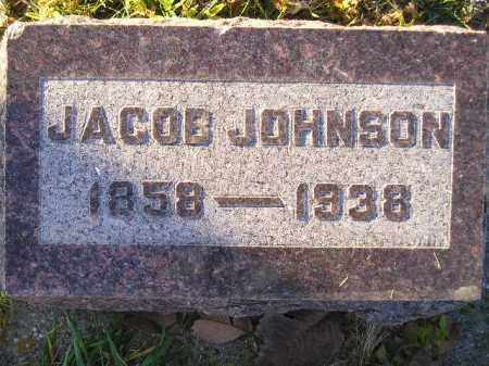 JOHNSON, JACOB - Miner County, South Dakota | JACOB JOHNSON - South Dakota Gravestone Photos