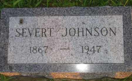 JOHNSON, SEVERT - Miner County, South Dakota | SEVERT JOHNSON - South Dakota Gravestone Photos