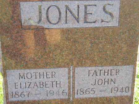 JONES, JOHN - Miner County, South Dakota | JOHN JONES - South Dakota Gravestone Photos
