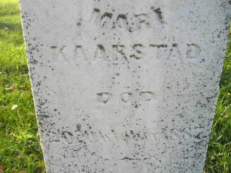 KAARSTAD, MARI - Miner County, South Dakota   MARI KAARSTAD - South Dakota Gravestone Photos