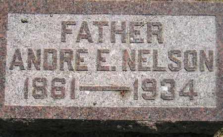 NELSON, ANDRE E. - Miner County, South Dakota | ANDRE E. NELSON - South Dakota Gravestone Photos