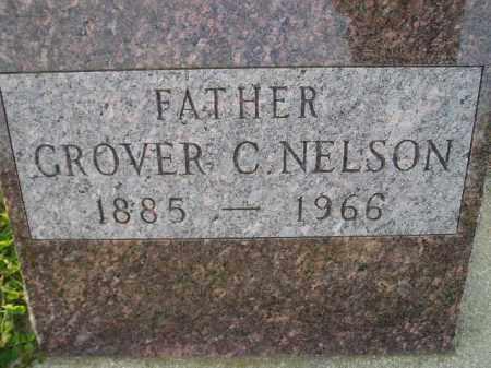 NELSON, GROVER C. - Miner County, South Dakota | GROVER C. NELSON - South Dakota Gravestone Photos