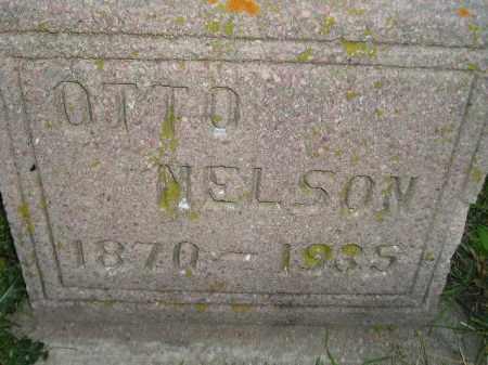 NELSON, OTTO - Miner County, South Dakota | OTTO NELSON - South Dakota Gravestone Photos