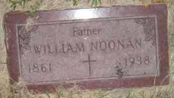 NOONAN, WILLIAM - Miner County, South Dakota   WILLIAM NOONAN - South Dakota Gravestone Photos