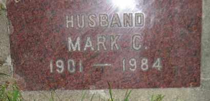 RAFFERTY, MARK C. - Miner County, South Dakota | MARK C. RAFFERTY - South Dakota Gravestone Photos