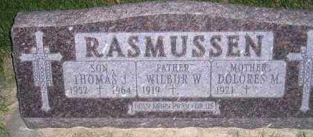 NEISES RASMUSSEN, DOLORES M. - Miner County, South Dakota | DOLORES M. NEISES RASMUSSEN - South Dakota Gravestone Photos