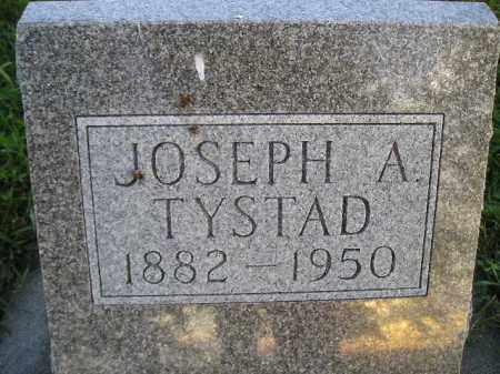 TYSTAD, JOSEPH A. - Miner County, South Dakota | JOSEPH A. TYSTAD - South Dakota Gravestone Photos
