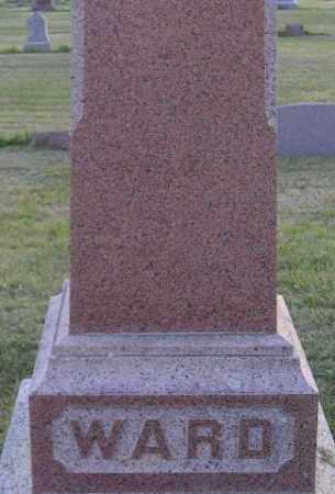 WARD, FAMILY STONE - Miner County, South Dakota | FAMILY STONE WARD - South Dakota Gravestone Photos