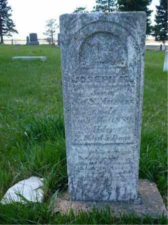 AASEN, JOSEPH K. - Minnehaha County, South Dakota   JOSEPH K. AASEN - South Dakota Gravestone Photos