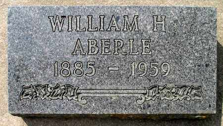 ABERLE, WILLIAM H. - Minnehaha County, South Dakota | WILLIAM H. ABERLE - South Dakota Gravestone Photos