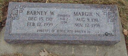 ACKERMAN, BARNEY W. - Minnehaha County, South Dakota | BARNEY W. ACKERMAN - South Dakota Gravestone Photos