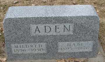 ADEN, HABE - Minnehaha County, South Dakota | HABE ADEN - South Dakota Gravestone Photos