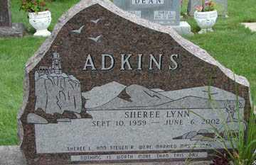 ADKINS, SHEREE LYNN - Minnehaha County, South Dakota | SHEREE LYNN ADKINS - South Dakota Gravestone Photos