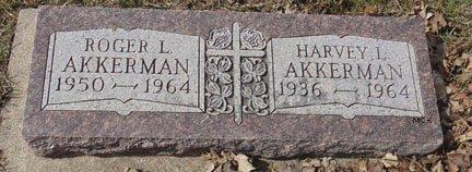 AKKERMAN, ROGER L. - Minnehaha County, South Dakota | ROGER L. AKKERMAN - South Dakota Gravestone Photos