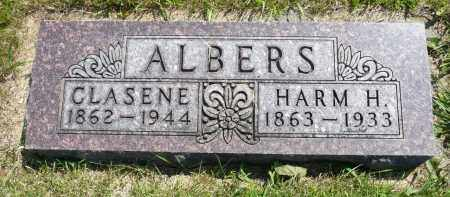 ALBERS, HARM H. - Minnehaha County, South Dakota | HARM H. ALBERS - South Dakota Gravestone Photos
