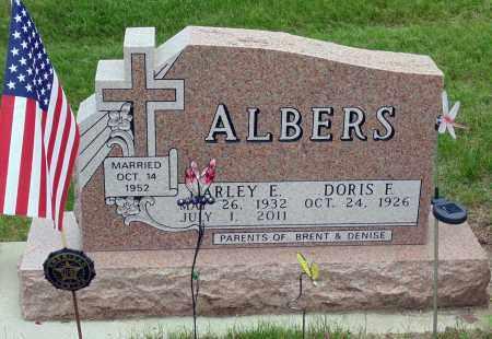 ALBERS, DORIS F. - Minnehaha County, South Dakota   DORIS F. ALBERS - South Dakota Gravestone Photos