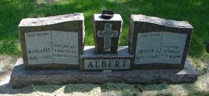 ALBERT, MARGARET - Minnehaha County, South Dakota | MARGARET ALBERT - South Dakota Gravestone Photos