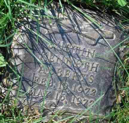 ALBERTS, JUSTIN KENNETH - Minnehaha County, South Dakota | JUSTIN KENNETH ALBERTS - South Dakota Gravestone Photos