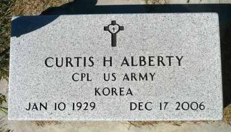 ALBERTY, CURTIS H. (KOREA) - Minnehaha County, South Dakota | CURTIS H. (KOREA) ALBERTY - South Dakota Gravestone Photos