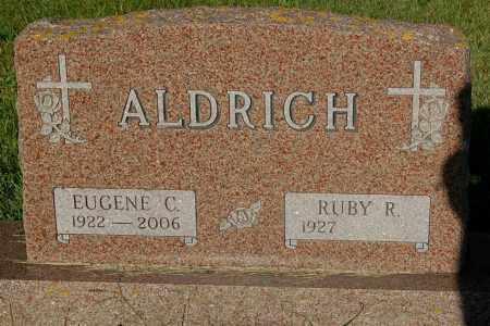 ALDRICH, RUBY R. - Minnehaha County, South Dakota | RUBY R. ALDRICH - South Dakota Gravestone Photos