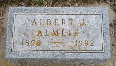 ALMLIE, ALBERT J. - Minnehaha County, South Dakota | ALBERT J. ALMLIE - South Dakota Gravestone Photos