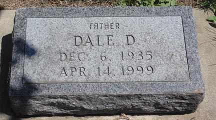 ALMONT, DALE D. - Minnehaha County, South Dakota | DALE D. ALMONT - South Dakota Gravestone Photos