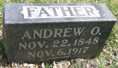 ALMOS, ANDREW O. - Minnehaha County, South Dakota | ANDREW O. ALMOS - South Dakota Gravestone Photos