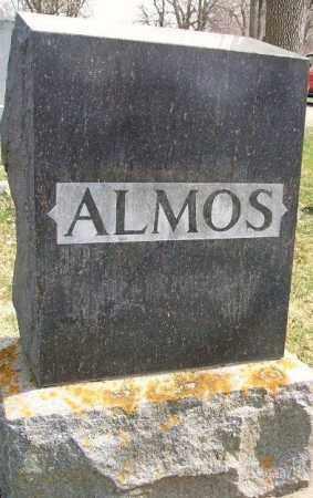 ALMOS, FAMILY STONE - Minnehaha County, South Dakota   FAMILY STONE ALMOS - South Dakota Gravestone Photos