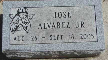 ALVAREZ, JOSE JR. - Minnehaha County, South Dakota | JOSE JR. ALVAREZ - South Dakota Gravestone Photos