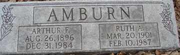AMBURN, RUTH A. - Minnehaha County, South Dakota | RUTH A. AMBURN - South Dakota Gravestone Photos