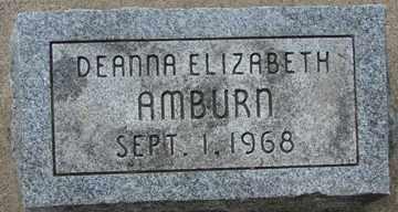 AMBURN, DEANNA ELIZABETH - Minnehaha County, South Dakota | DEANNA ELIZABETH AMBURN - South Dakota Gravestone Photos