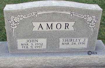 AMOR, JOHN - Minnehaha County, South Dakota | JOHN AMOR - South Dakota Gravestone Photos