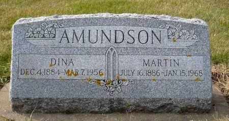 AMUNDSON, MARTIN - Minnehaha County, South Dakota | MARTIN AMUNDSON - South Dakota Gravestone Photos
