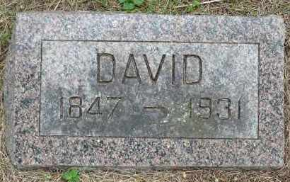 ANDERSEN, DAVID - Minnehaha County, South Dakota | DAVID ANDERSEN - South Dakota Gravestone Photos