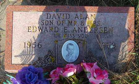 ANDERSEN, DAVID ALAN - Minnehaha County, South Dakota   DAVID ALAN ANDERSEN - South Dakota Gravestone Photos