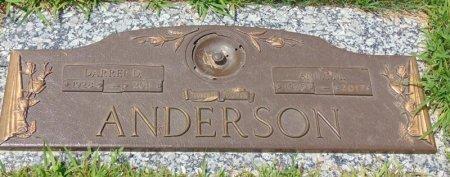 ANDERSON, DERRAL - Minnehaha County, South Dakota | DERRAL ANDERSON - South Dakota Gravestone Photos