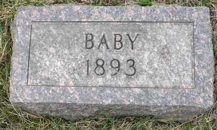 ANDREWS, INFANT - Minnehaha County, South Dakota | INFANT ANDREWS - South Dakota Gravestone Photos