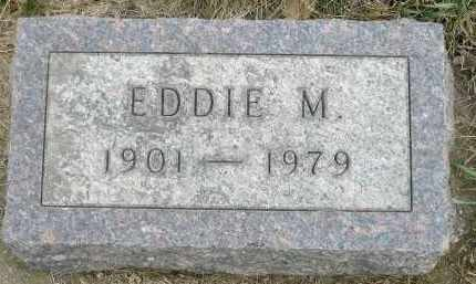ANDREWS, EDDIE M. - Minnehaha County, South Dakota | EDDIE M. ANDREWS - South Dakota Gravestone Photos