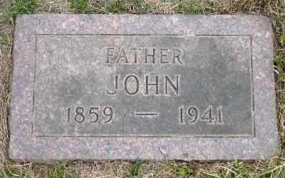 ANDREWS, JOHN - Minnehaha County, South Dakota   JOHN ANDREWS - South Dakota Gravestone Photos