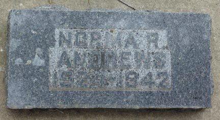 ANDREWS, NORMA R. - Minnehaha County, South Dakota | NORMA R. ANDREWS - South Dakota Gravestone Photos