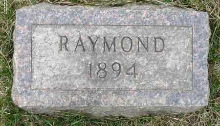 ANDREWS, RAYMOND - Minnehaha County, South Dakota   RAYMOND ANDREWS - South Dakota Gravestone Photos