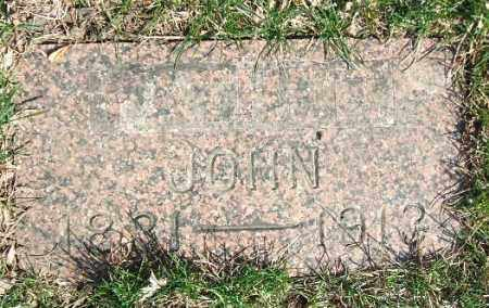 ARCHER, JOHN - Minnehaha County, South Dakota | JOHN ARCHER - South Dakota Gravestone Photos
